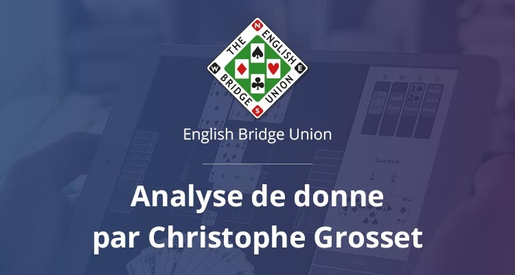 Analyse de donne par Christophe Grosset