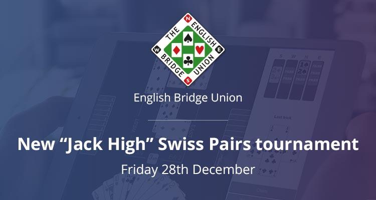 New Jack High Swiss Pairs tournaments