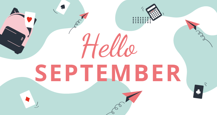 hello september calendar and wallpapers