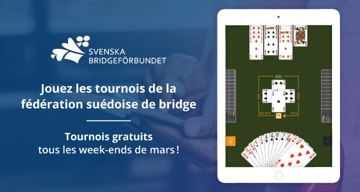 Tournois de la fédération suédoise de bridge SBF