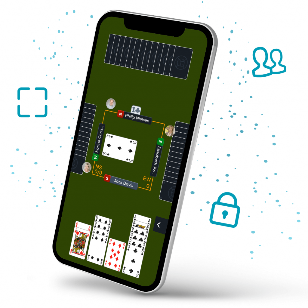 Multiplayer game modes on Funbridge