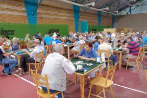 Photos du tournois Funbridge pendant le Baltic Festival