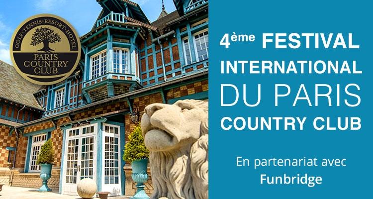Festival International de Bridge du Paris Country Club