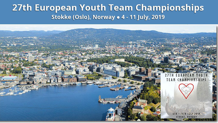 Championnats d'Europe de Bridge Juniors
