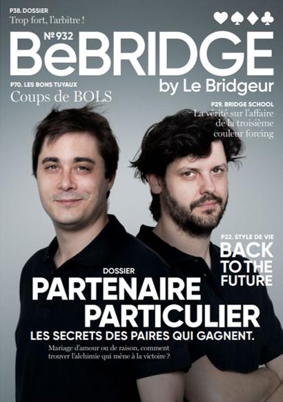 couverture BeBRIDGE mars avril 2021