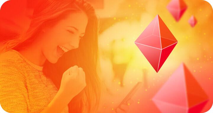 diamonds virtual currency funbridge