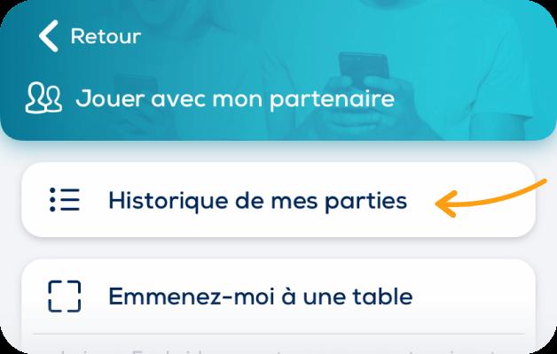 historique parties multijoueur