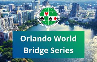Funbridge newsletter October 2018: Orlando World Bridge Series