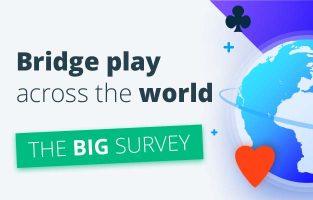 Funbridge newsletter november 2018: bridge survey