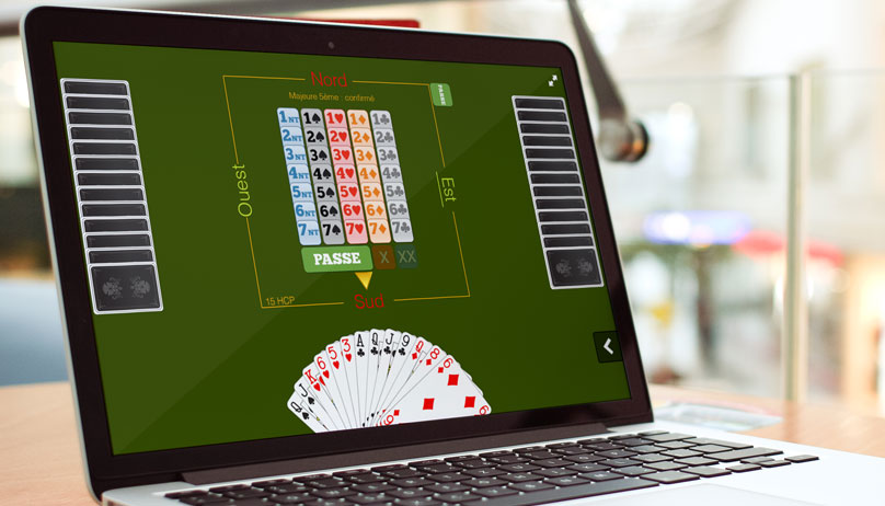 Play bridge for free online whenever you want